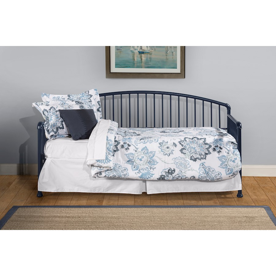Hillsdale Furniture Brandi Daybed, Navy - 2124DBLH