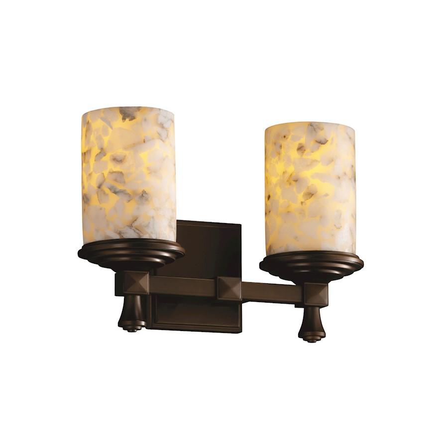 Justice Design Bath Bar - ALR-8532-10-DBRZ   eBay